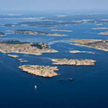 Skärgård och öar